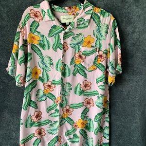 Hawaiian Aloha Shirt by Modern Amusement